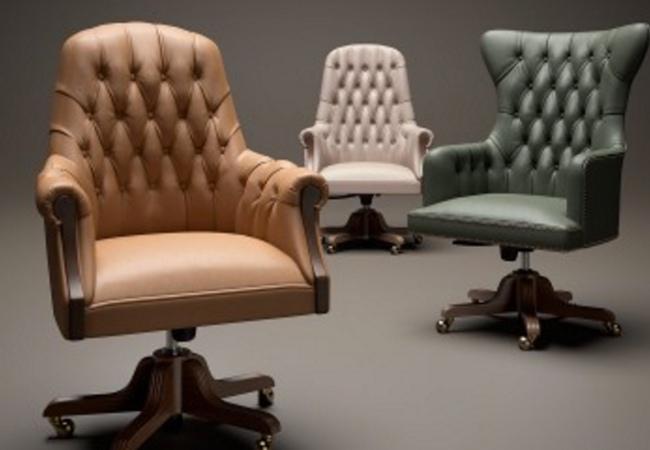 sillas de oficinas clasicas