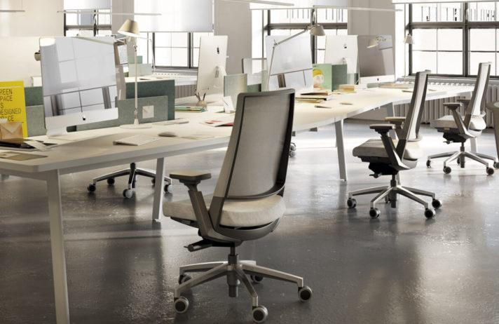 sillas de oficina madrid