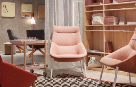 Novedades en Soft Seating y sillería para 2019