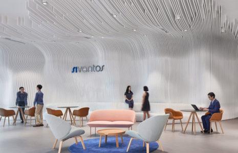 Descubra el nuevo diseño de la sede de Sivantos en Singapur