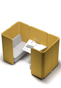 Sillones y sofás de oficina