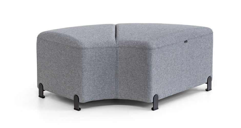 Sofá de Oficina Soft Seating Bend
