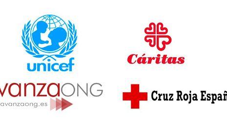 Equipamiento Integral de Oficinas de suma a las campañas navideñas de Unicef, Cáritas, Cruz Roja y Avanza ONG
