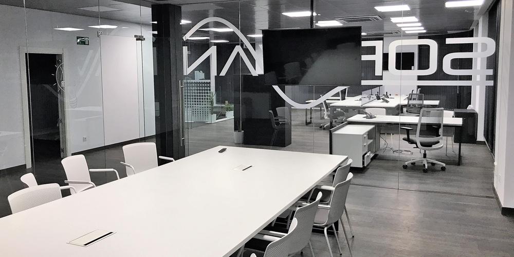 Mobiliario y planificación del espacio