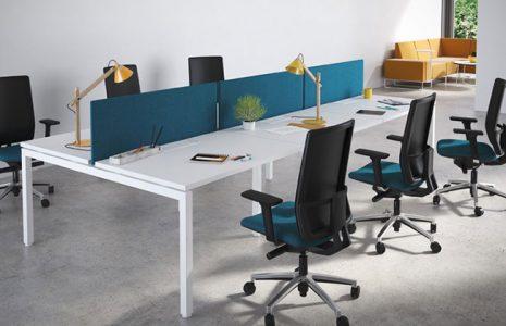 4 modelos de sillas ergonómicas para su oficina