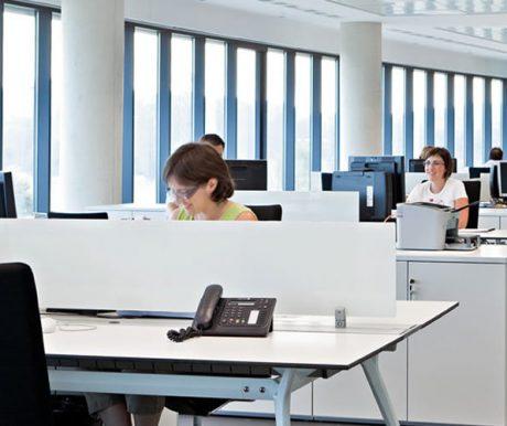 Suelo técnico y techos de oficina