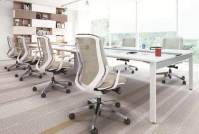 Sylphy, la silla operativa por excelencia de Okamura