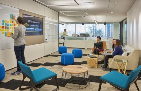 Muebles de oficinas beneficiosos para la salud