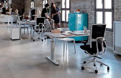 4 Tipos de espacios de trabajo operativo