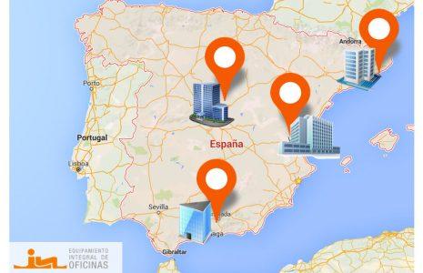 Traslados de Oficinas a cualquier parte de España