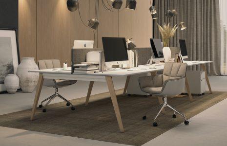 Un nuevo estilo para tu oficina: Reformas de oficina eficaces