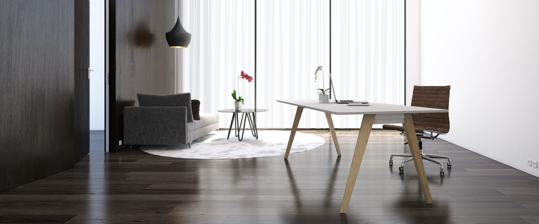 trim madeira mesa operativa despacho