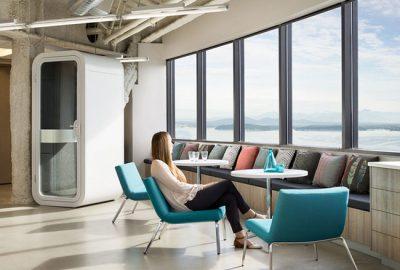 El estilo minimalista en la reforma de su oficina
