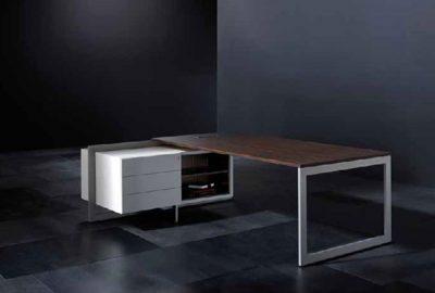 Mesa de dirección Vektor, minimalismo de vanguardia