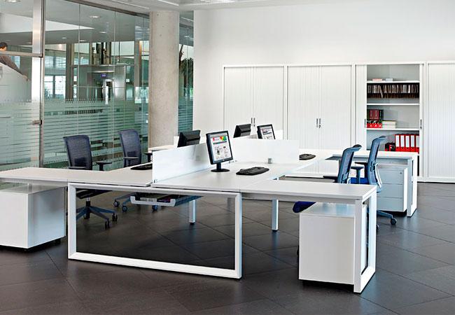 La mesa vital plus se ha convertido en un ejemplo de for Ejemplos de oficinas