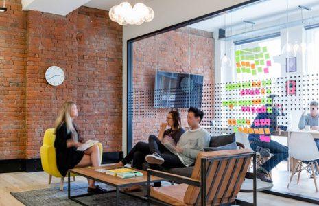 5 tendencias en decoración y mobiliario de oficinas